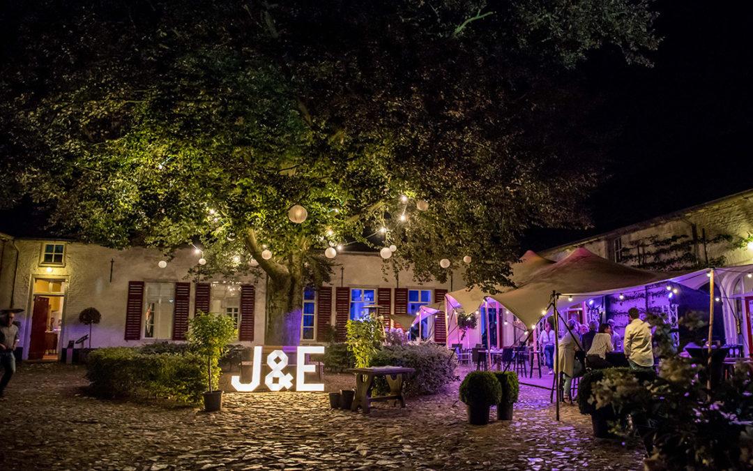 Bruiloft Verlichting – Tongelaar Mill