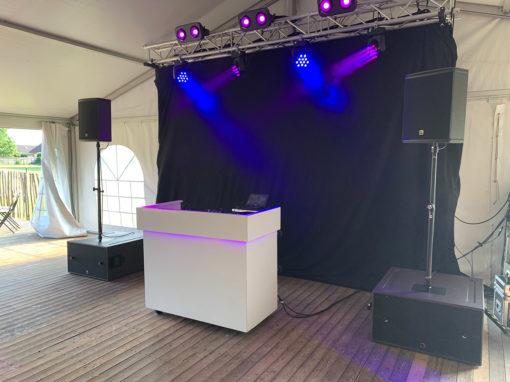 SES gezelligheidstoernooi 2019 set-up
